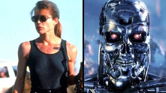 Arnold Schwarzenegger And Linda Hamilton Reunite For 'Terminator 6'