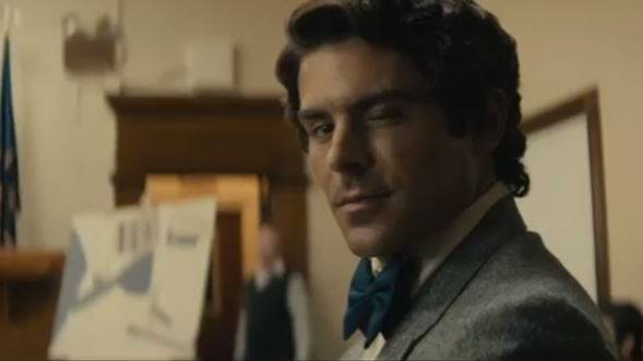 First Trailer For Extremely Wicked Featuring Zac Efron As Ted Bundy Is Here