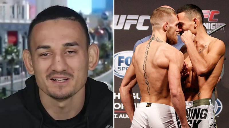 Max Holloway's Damning Response When Asked If He Wants To Rematch Conor McGregor