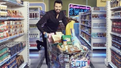 ITV Releases First Look At 'Supermarket Sweep' Reboot With Rylan Clark-Neal