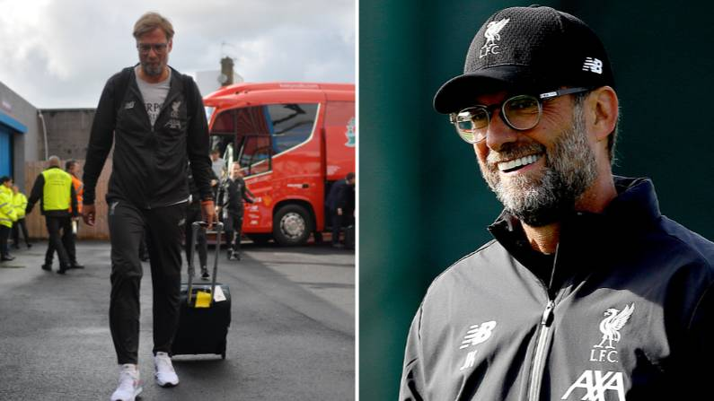 Jurgen Klopp's Agent Warns 'Don't Underestimate The Weather's' Impact On Manager's Future