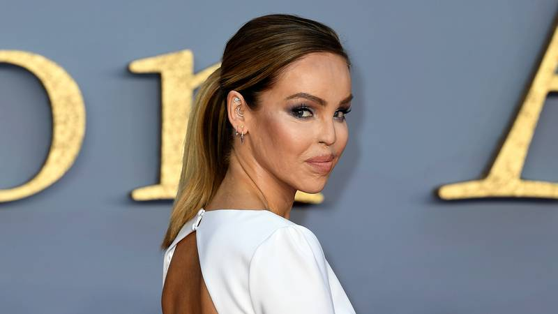 Katie Piper Posts Harrowing Photo Of Her Acid Attack Injuries To Raise Awareness About Mental Health