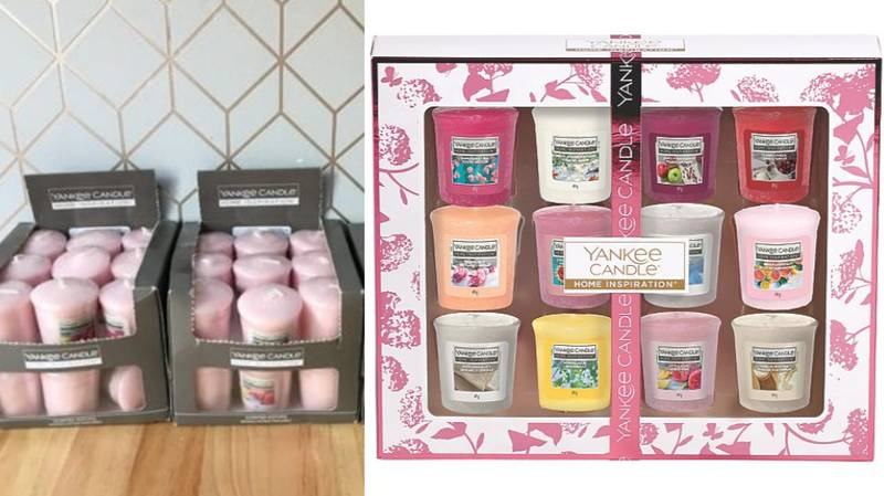 Shoppers Spot 10p Yankee Candles At ASDA Stores