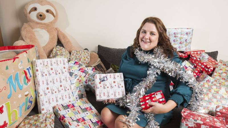 ​Mum Spends £4,000 On Christmas Presents For Her Three Kids
