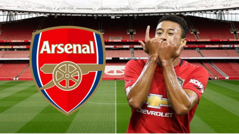 Arsenal 'Won't Rule Out' Shock Move For Manchester United's Jesse Lingard