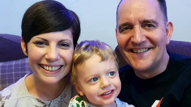 Mum Had Miracle Baby After Eight Miscarriages Just Weeks Before Husband's Vasectomy