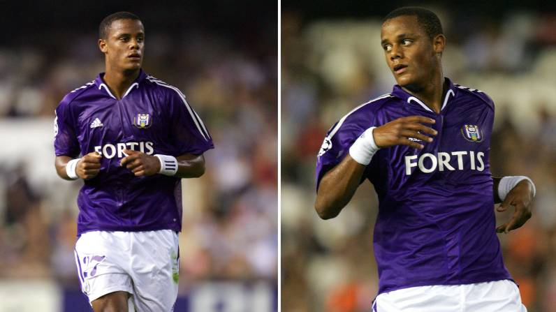 Vincent Kompany Is Returning To Boyhood Club Anderlecht As A Player-Manager