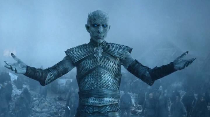 Game Of Thrones Writer Explains What The Night King's Symbol