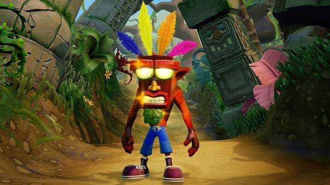 Crash Bandicoot / Credit: Activision