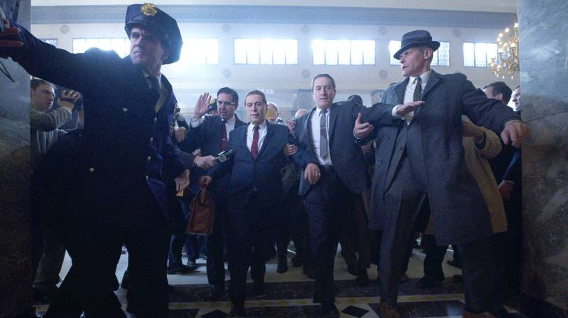 New Martin Scorcese Film 'The Irishman' Starring Robert De Niro Is Coming To Netflix