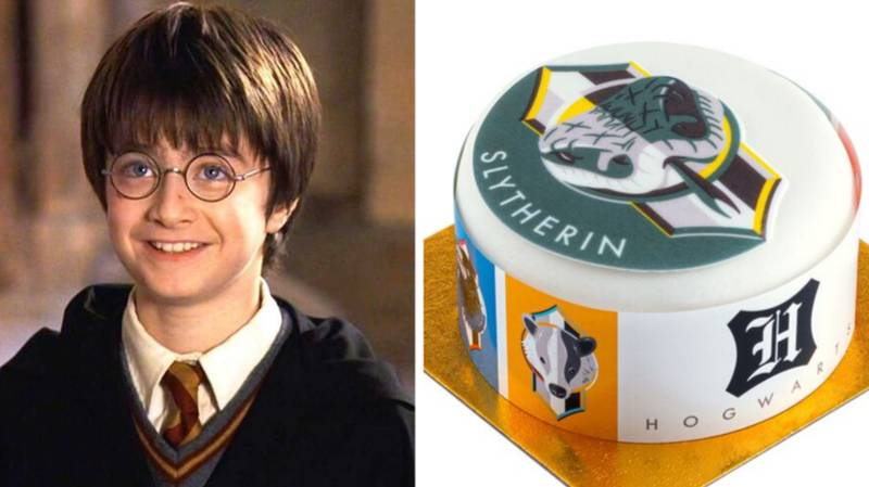 This New Harry Potter Cake Range Just Arrived And It's Pure Magic