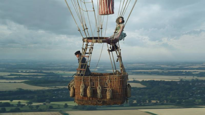 The Trailer For 'The Aeronauts' With Felicity Jones And Eddie Redmayne Looks Incredible