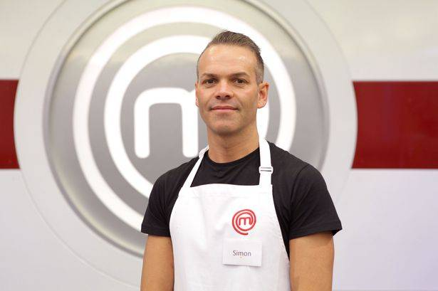 2015 Masterchef winner Simon Wood. Credit: BBC