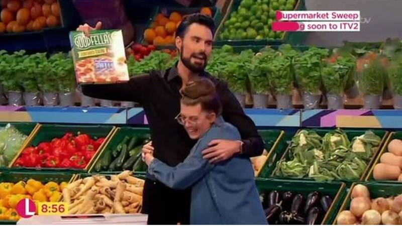 All Of The Food From 'Supermarket Sweep' Will Be Donated To Food Banks
