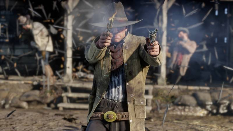 ​Rockstar Allows Terminally Ill Gamer To Play Red Dead Redemption 2 Early