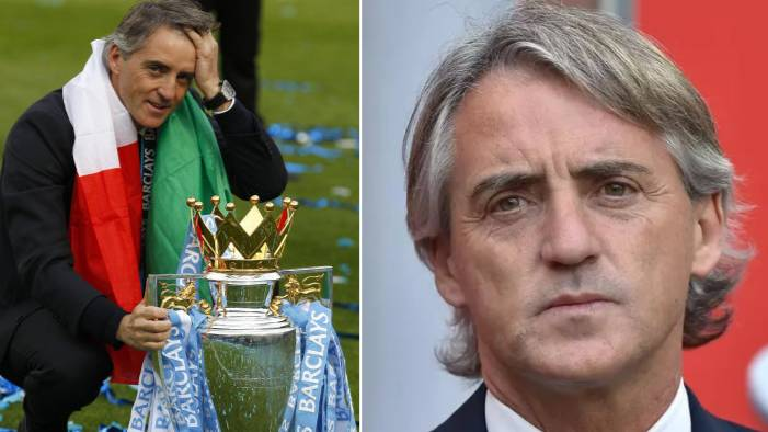 Roberto Mancini Reaches Agreement To Become Italy Manager