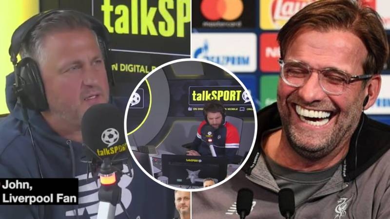 Liverpool Fan Claims 'He's Scouse Not English' In Hilarious Live Radio Phone In