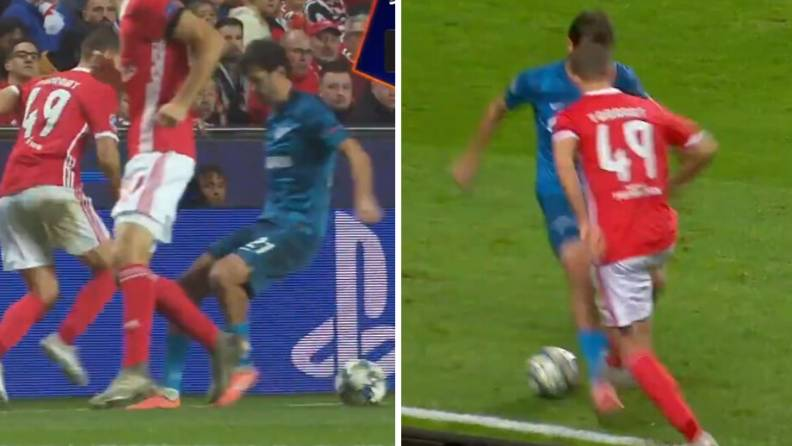 Adel Taarabt Mercilessly Destroyed Zenit Player With Disgusting Nutmeg