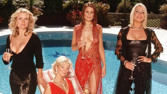 'Footballers Wives' Writer Says She's Been Inspired To Reboot The Series After This Week's WAG Drama