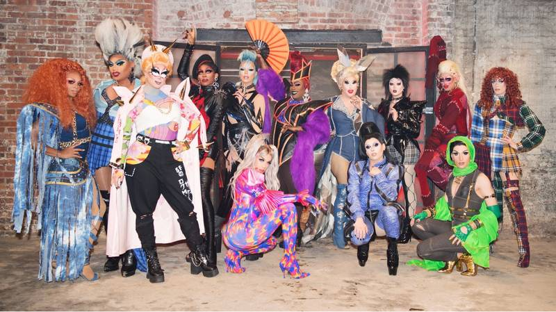 'RuPaul's Drag Race' Season 12 Line-Up Has Been Revealed
