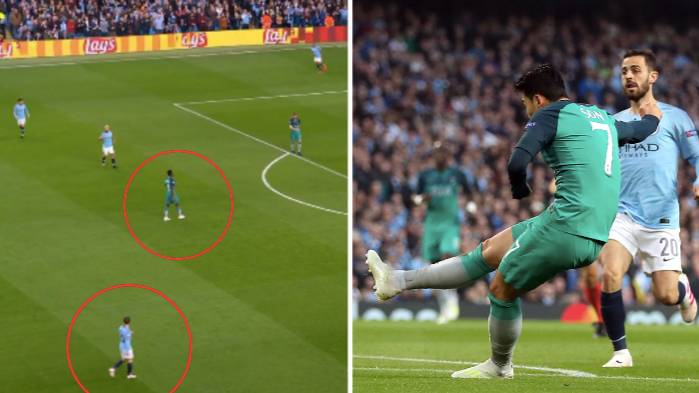 There's A Theory Behind Why There's So Many Goals In Man City vs Spurs Game