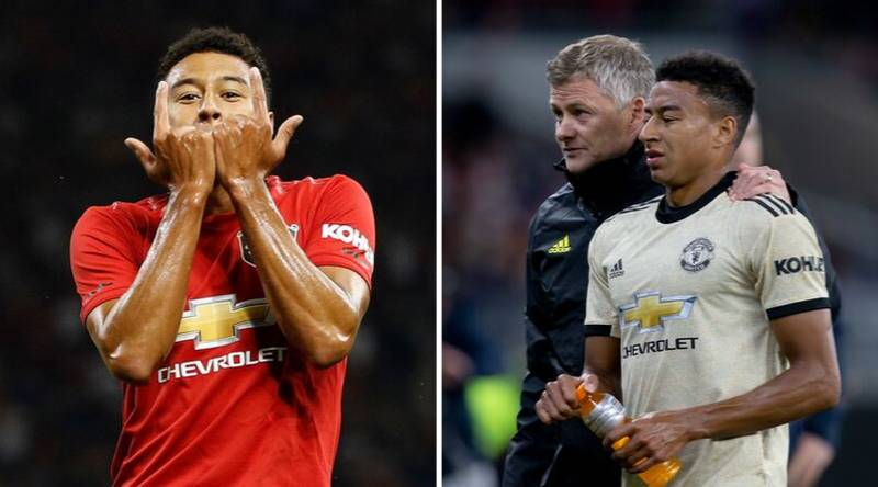 Jesse Lingard Slated By Furious Manchester United Fans Over A Potential New Contract