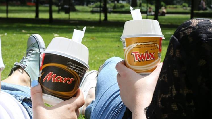 McDonald's To Bring Back The Mars And Twix McFlurries Next Week