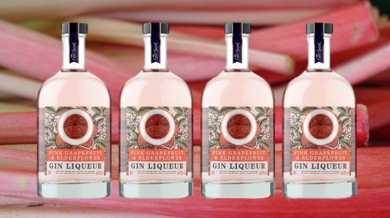 ASDA's £12 Rhubarb And Ginger Gin Liqueur Will Spice Up Your Life