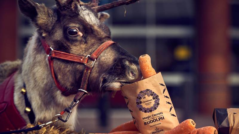 ​Morrisons Is Giving Away Free Wonky Carrots For Rudolph