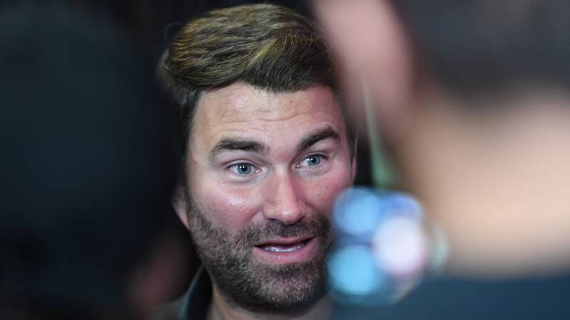 Eddie Hearn Admits That He's Frustrated By KSI And Logan Paul