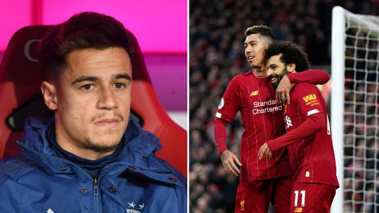 Philippe Coutinho Opens Up About His Feelings On Liverpool's Success