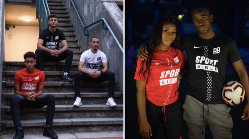 SPORTbible Teams Up With Rising Ballers To Be Kit Sponsor This Season