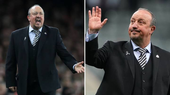 Rafa Benitez Is Set To Leave Newcastle United With No Talks Planned