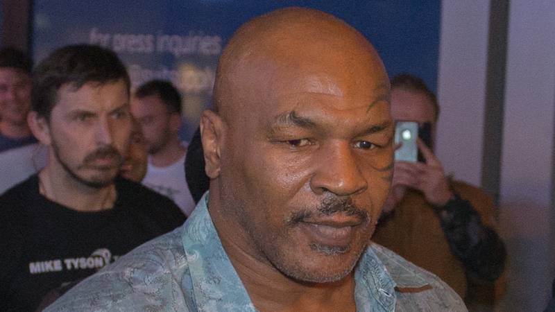 Mike Tyson Plans To Make A 407-Acre Weed Holiday Resort