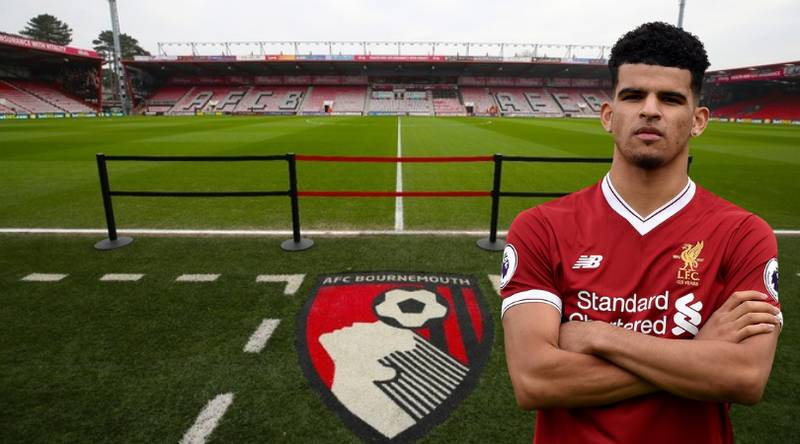 Bournemouth Complete £19m Signing Of Dominic Solanke From Liverpool