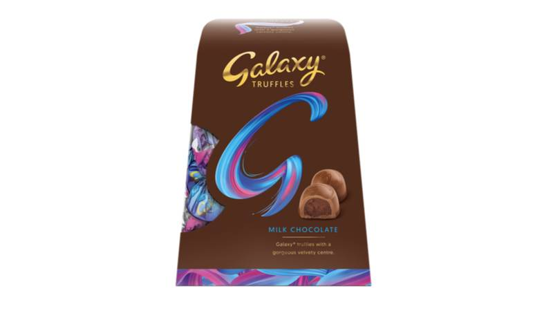 Galaxy Is Bringing Back Its Legendary Celebration Box Truffles In A Stand Alone Box