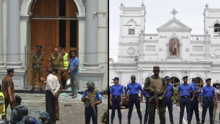 Multiple Bombs Kill 137 People In Sri Lanka In Easter Sunday Attack