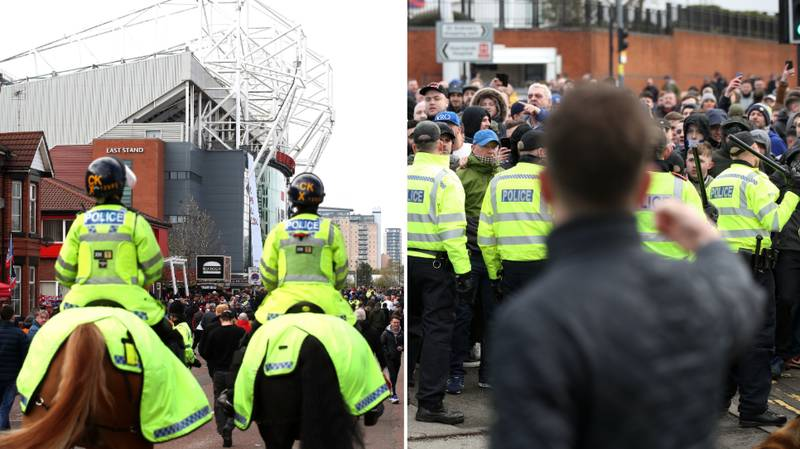 Home Office Release Figures For Football Arrests Across 2018/19