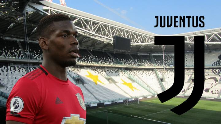 Juventus Set To Offer £125 Million, Including Two Players For Paul Pogba - SPORTbible